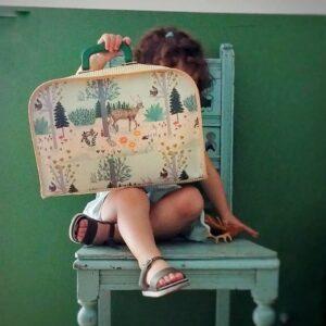 maletin de bosque para ninos