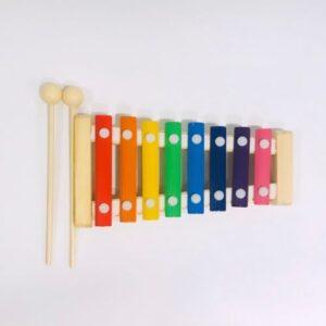 xilofono de colores para ninos