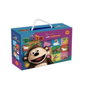 memo-animales-bubba jugueteria online