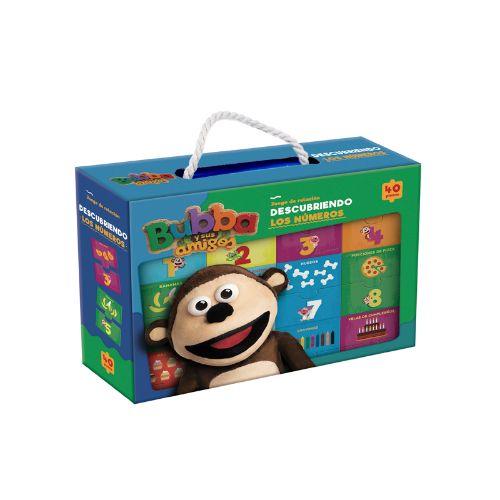 memo-numeros-bubba jugueteria online
