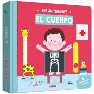 libro para ninos del cuerpo humano