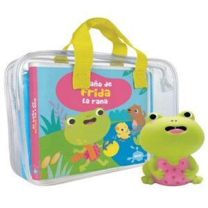juguete de frida la rana