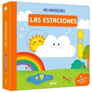 libro para ninos sobre estaciones climaticas