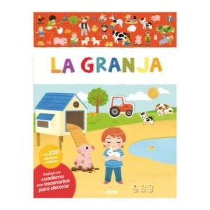 libro infantil la granja