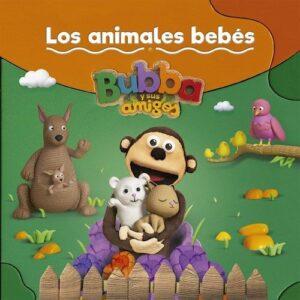 Los-animales-bebes-Bubba jugueteria online