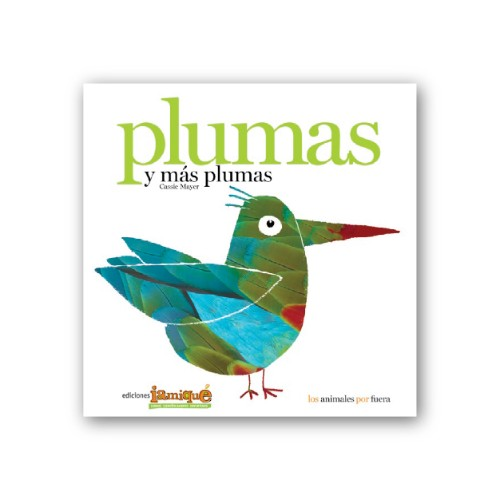 libro plumas y mas plumas-iamique-
