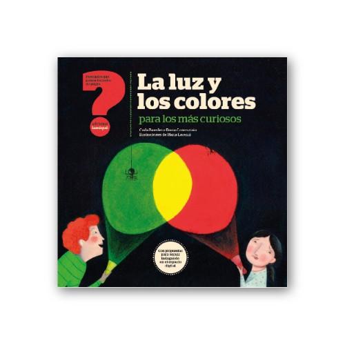 libro la luz y los colores