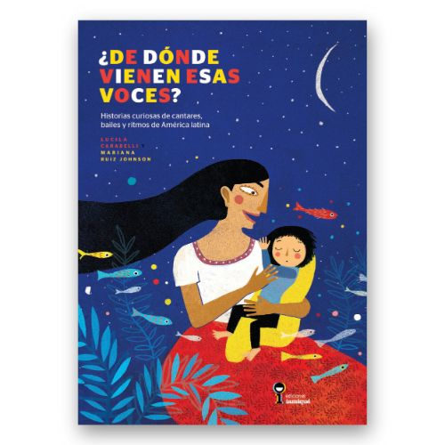 libro sobre historias de cantares, bailes y ritmos de america latina