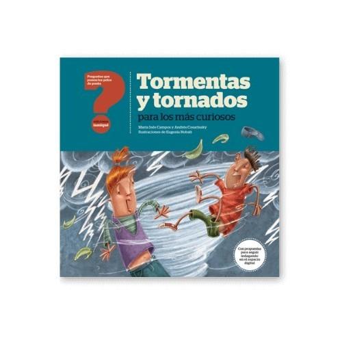 libro tormentas y tornados iamique