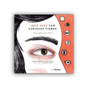 libro que ojos tan curiosos tienes iamique