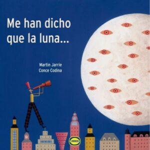libro me han dicho que la luna