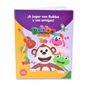 A-jugar-con-Bubba-y-sus-Amigos-actividades-y-stickers.