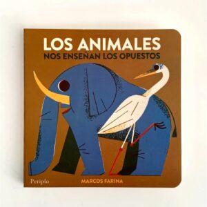 libro los animales nos ensenan los opuestos