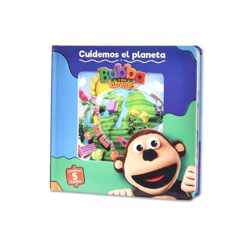 libro Cuidemos-el-Planeta-Bubba