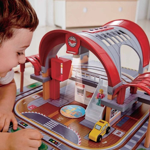 Estacion-gran-estacion-proyector juguete didactico