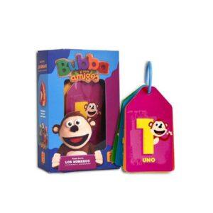 flashcard-numero-bubba jugueteria online
