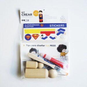 KIT-CREAR-SUPERHEROES-SUPERMAN-juguetes-didacticos