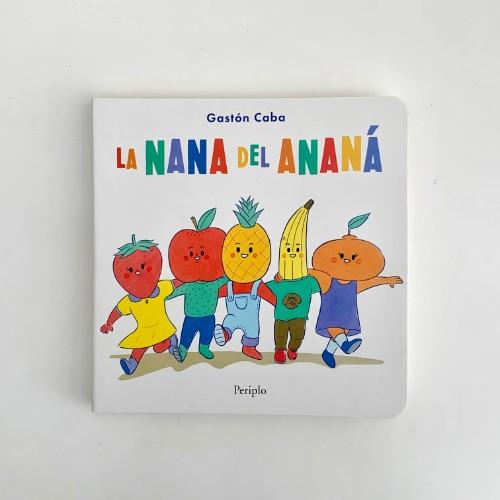 La-nana-del-anana libro infantil