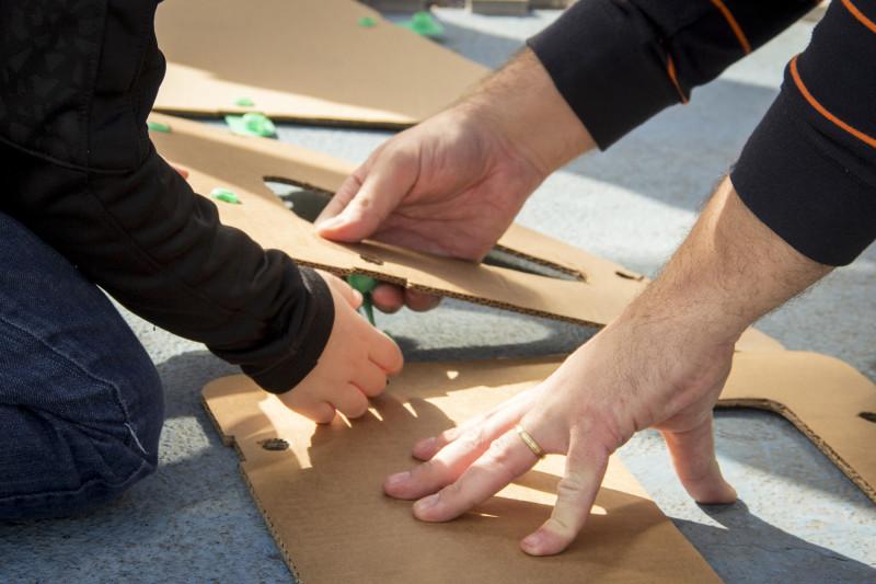 piezas ikitoi para armar estructuras