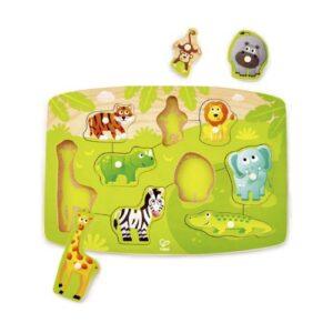 ROMPECABEZAS-ANIMALES-DE-LA-SELVA-hape-juguetes-didacticos