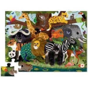 Rompecabezas-Animales-de-la-Jungla-juguetes-didacticos