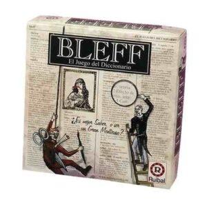 Ruibal-Bleff el juego del diccionario