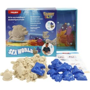 Sandy-Clay-Sea-World. juguete didactico