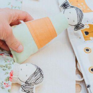munecos de tela para ninos
