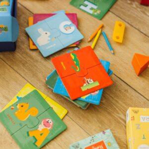 bubba-letras juguete didactico