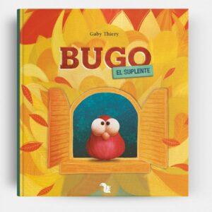 libro infantil bugo el suplente