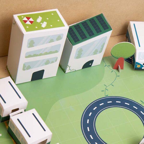 ciudad-sustentable para armar juguete didactico