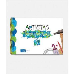 artistas trabajando 5.