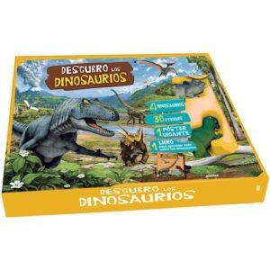 descubro-dinosaurios juguete didactico