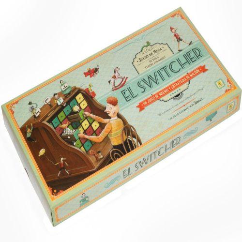 elswitcherr-maldon juego de mesa