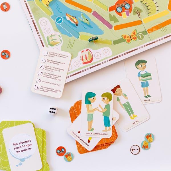 exploradores de emociones juego didactico para nenes