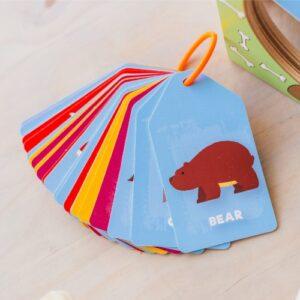 flashcard-ingles-bubba. jugueteria online