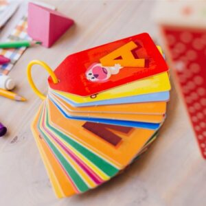 flashcard-letras-bubba actividades para ninos