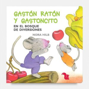libro gaston raton y ratoncito