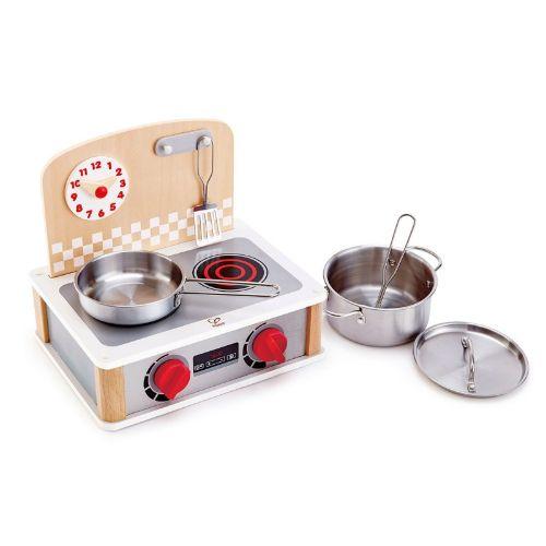 cocina y grill hape juguete didactico