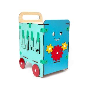 carrito porta herramientas para ninos