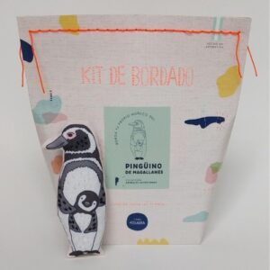 kit-de-bordado-pinguino para ninos