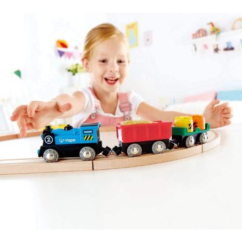 locomotora infantil hape