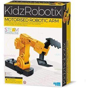 mano-robotizada juguete didactico