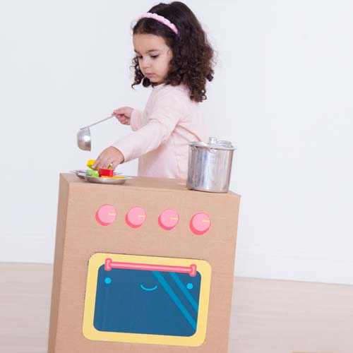 maxistickers-cocina para ninos