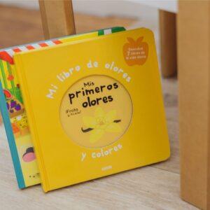 mi libro de primeros olores