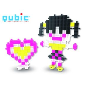 nenoides-qubic juego de construccion
