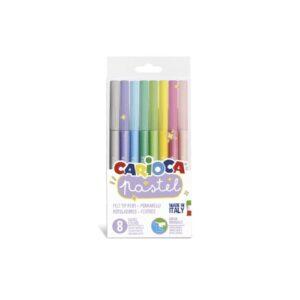 marcadores carioca color pastel