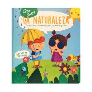 por-que-la-naturaleza libro para ninos