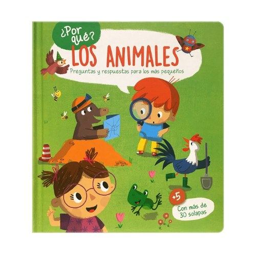 por-que-los-animales libro para ninos