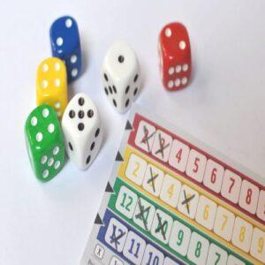 qwixx-maldon juego de mesa